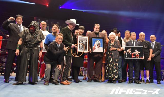 El gran homenaje a The Destroyer en Japón 3