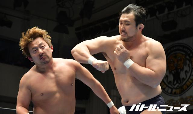 """RJPW: """"Strong Style Pro Wreslting Vol. 4"""" Fujita defiende su título 2"""