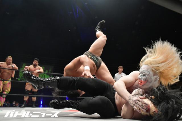 "W-1: ""Wrestle Wars 2020"" Kaz Hayashi nuevo campeón 3"
