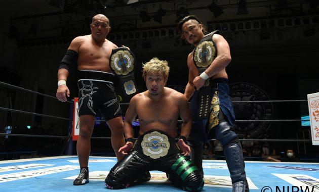 新 日本 プロレス 試合 結果